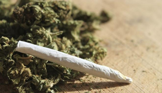 Foto: Bucureştean prins cu cannabis, în staţiunea Mamaia