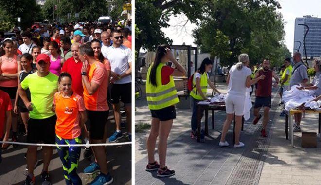 Foto: Bucuria alergării! Cine sunt premianţii Crosului Olimpic