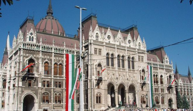 Foto: Budapesta va bloca în continuare aderarea Ucrainei la NATO