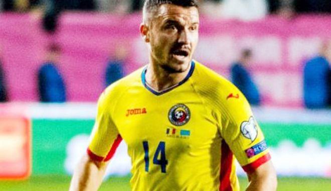Foto: Budescu, indisponibil pentru meciurile naţionalei  cu Lituania şi Serbia