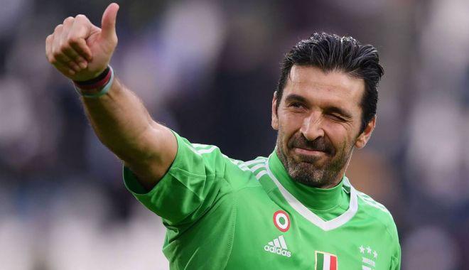 Legendarul Buffon refuză să se retragă. Goalkeeper-ul are 41 de ani - buffon-1572429981.jpg