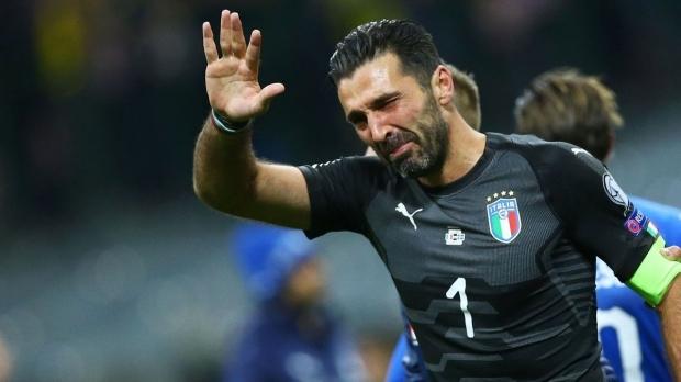 """Foto: Buffon pleacă de la Juventus, după 17 ani. """"Am primit multe oferte de transfer, mă voi decide curând"""""""