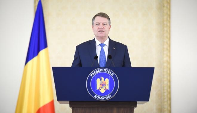 Foto: Preşedintele Klaus Iohannis a promulgat Bugetul