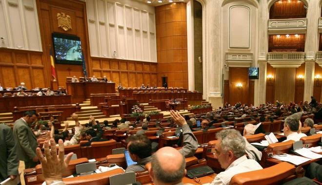 Foto: Camera Deputaţilor şi-a aprobat un buget în creştere faţă de 2014