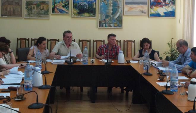 Foto: Bugetul municipiului Medgidia, aprobat la  a treia �ncercare