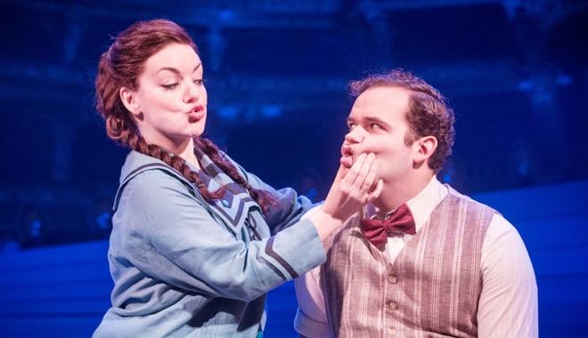 Foto: Bulă şi Bubulina, la Operă