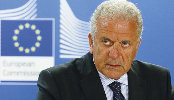"Foto: ""Bulgaria, un bun exemplu de protejare a frontierelor externe ale UE"""