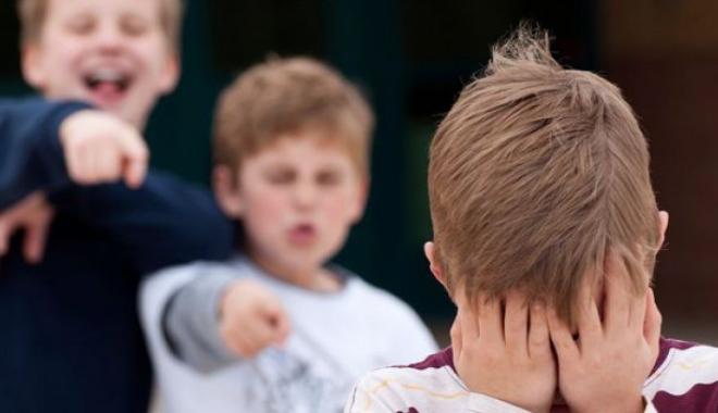 Foto: Elevii constăţeni luptă împotriva bullying-ului