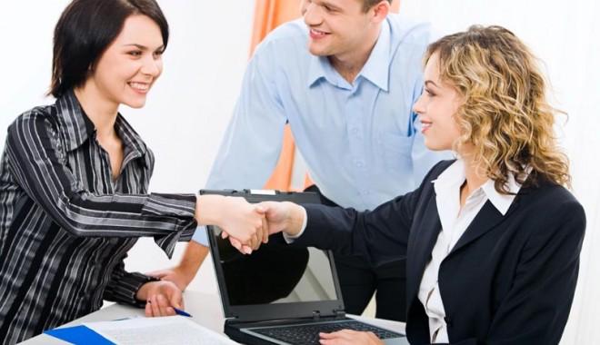 Foto: Locuri de muncă vacante pentru șomeri. Iată unde vă puteţi angaja