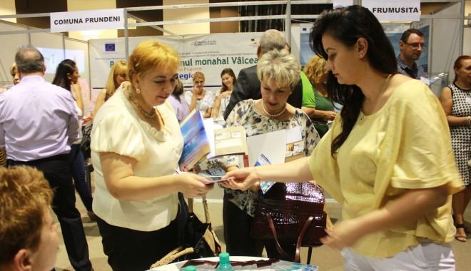 "Foto: S-a deschis ""Bursa Litoral - Delta Dunării 2014"""