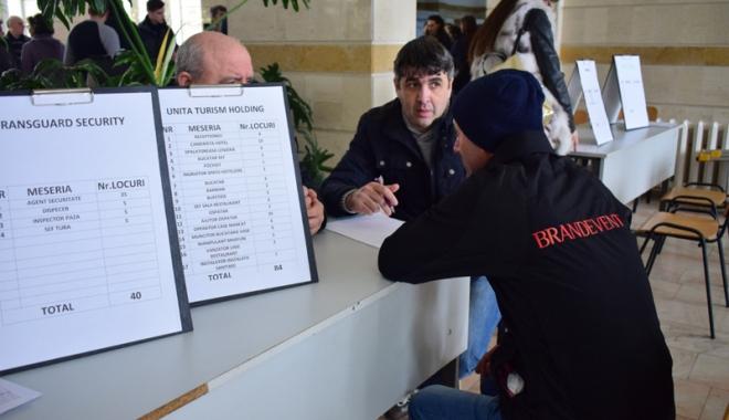 Foto: Constanţa, în criză de angajaţi. Patronii nu găsesc oameni nici pe salarii consistente