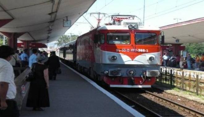 Foto: Bursa locurilor de muncă dedicată sistemului feroviar
