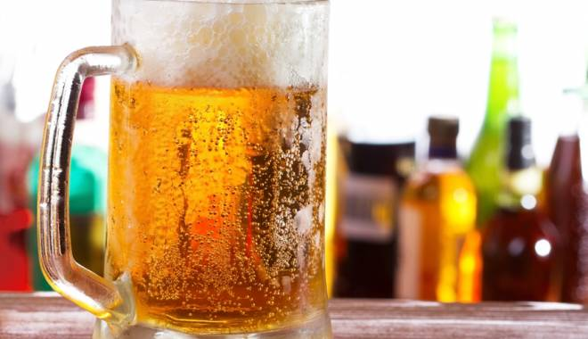 Foto: Conductă subterană de bere. Iată unde