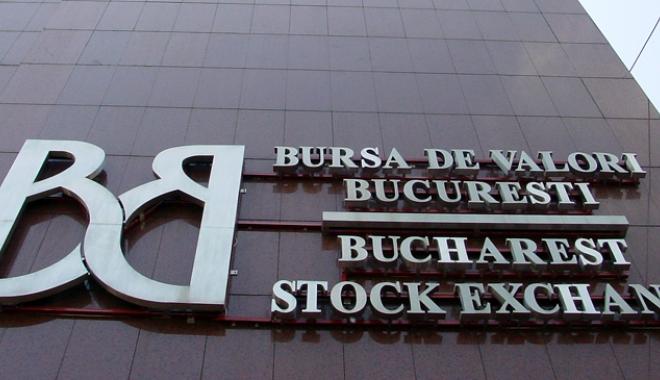 Foto: Bursa de Valori Bucureşti, în topul creşterilor din Europa
