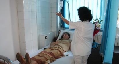 Foto: Sindicaliştii din Sănătate renunţă la sporurile restante în contul liberelor fără plată