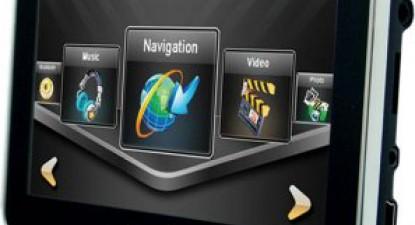 Foto: GPS full options cu navigare pe Internet de la Evolio