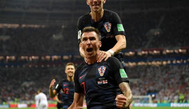 Foto: Croaţia - Franţa în finala CM 2018 din Rusia. Iată când se va juca meciul