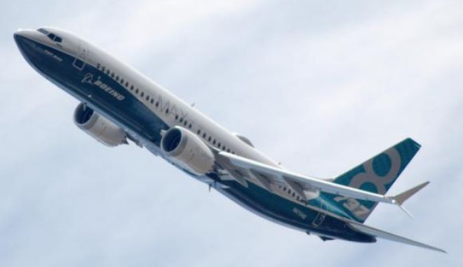 Foto: Ministrul Transporturilor: Aeronavele Boeing 737 MAX din contractul TAROM nu au fost construite