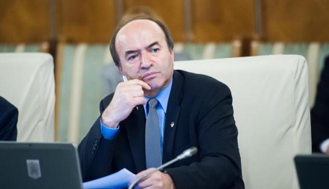 Foto: Ministrul Tudorel Toader: În cel mai scurt timp, desecretizăm arhiva SIPA