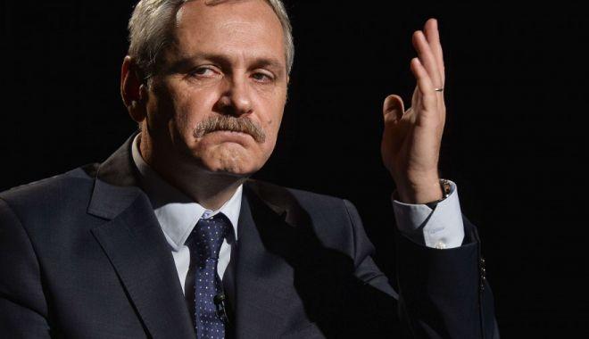 Foto: Liviu Dragnea anunță că e dispus să-și dea demisia, dacă cei 33 de lideri din teritoriu îi vor cere