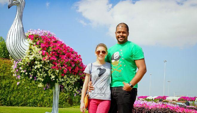 Foto: Andreea Ibacka şi Cabral vor deveni părinţi