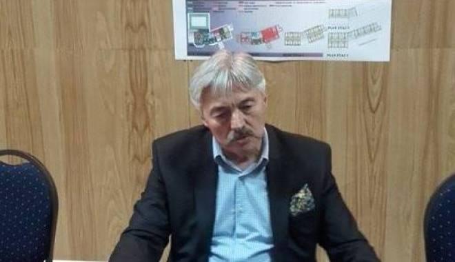 Foto: Serhan Cadâr şi-a lansat candidatura la preşedinţia FR de Volei