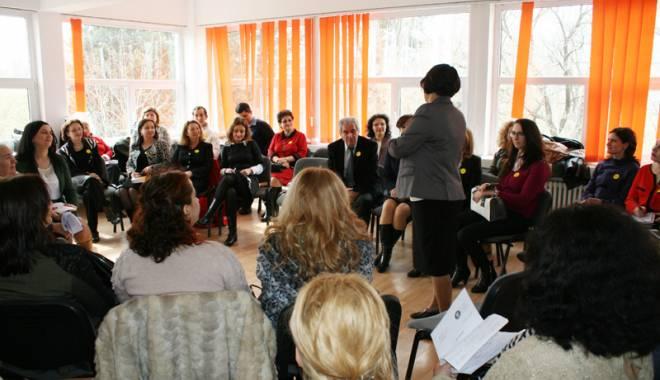 Foto: Cadrele didactice constănţene, prezente la un eveniment important