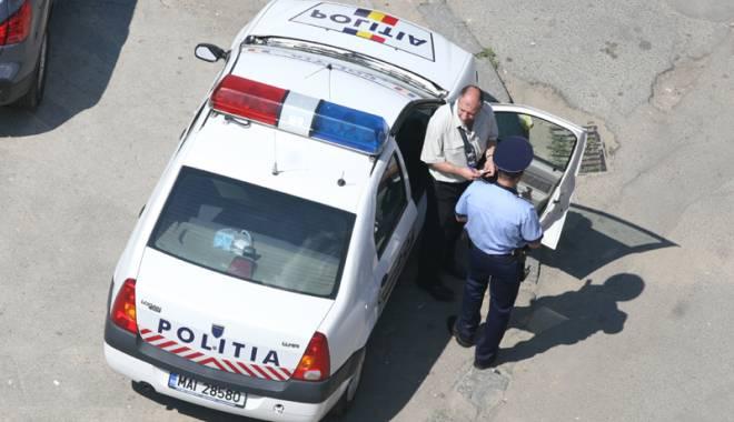 Foto: Hoţ fugărit de poliţişti pe străzile din Tomis III. Cine a fugit mai repede?