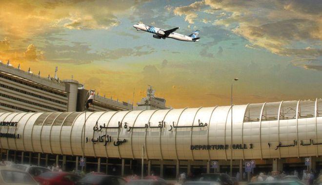 Alertă de securitate în Egipt. Zboruri suspendate către Cairo - cairoairport-1563711954.jpg