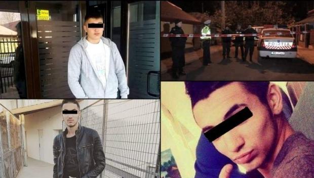 Foto: Autorii triplei crime din Călăraşi au chemat preotul în puşcărie