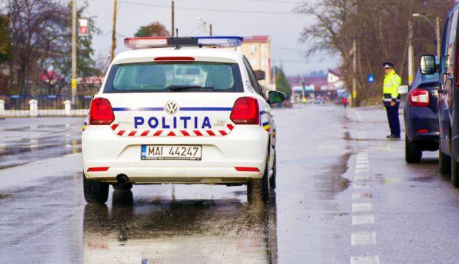 Foto: Vin ninsorile! Avertismentele poliţiştilor pentru şoferi