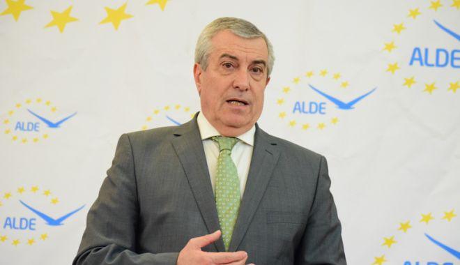 """Foto: """"După europarlamentare decid dacă voi candida  la prezidențiale"""""""