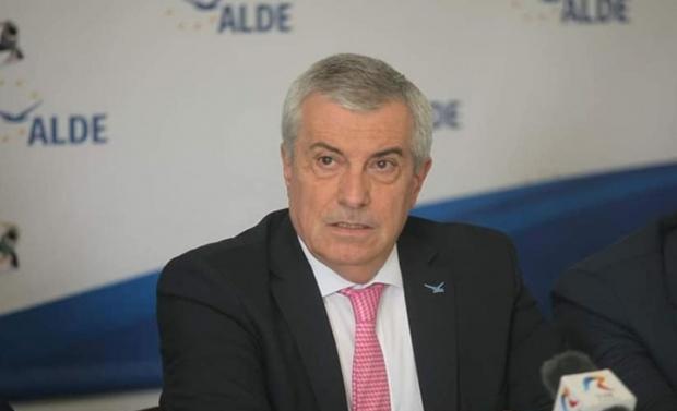 Foto: Călin Popescu Tăriceanu cere restructurarea guvernului