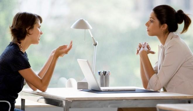 Foto: Cum să-ţi păstrezi calmul la interviu