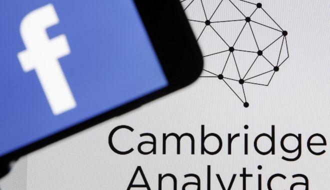 Foto: Percheziţii la sediul Cambridge Analytica