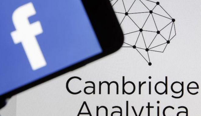 Foto: Cambridge Analytica, firma care a provocat scandalul Facebook se închide