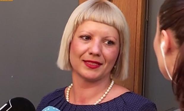 Foto: Camelia Bogdan, exclusă din nou din magistratură