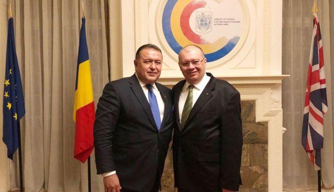 Camera de Comerț și Industrie a României pregătește mediul de afaceri pentru Brexit