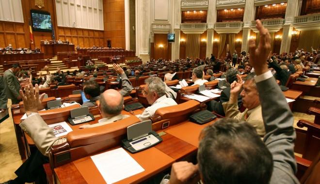 Foto: Plenul Camerei Deputaţilor a adoptat proiectul de lege privind înfiinţarea tribunalelor specializate