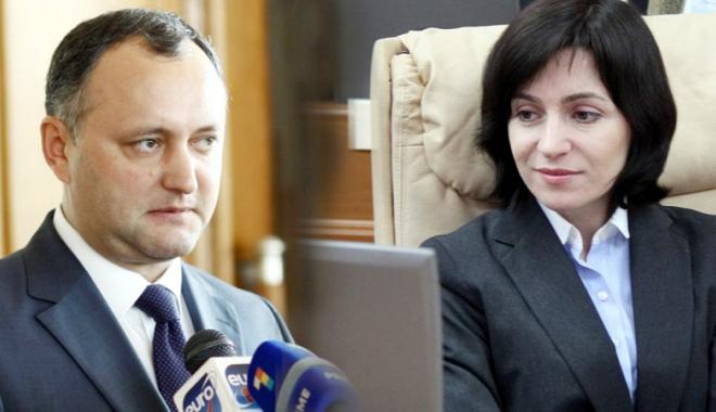 Foto: Campania electorală pentru cel de-al doilea tur de scrutin  a demarat oficial