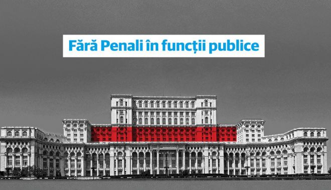 """Foto: Campania """"Fără Penali în funcții publice"""", în paralel cu Neversea"""