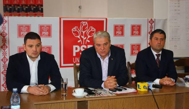 """Foto: """"Campania PSD a fost o invitaţie la unitate, nu la dezbinare"""""""
