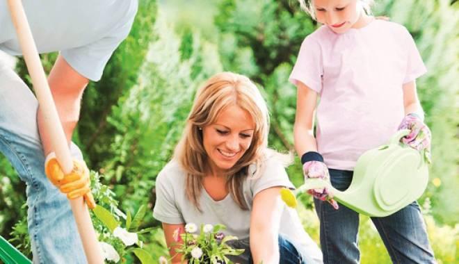 Foto: Campanie Carrefour pentru pasionaţii de grădinărit