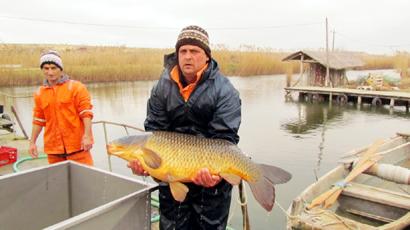 Foto: Campionatul de Pescuit la Crap  al AGVPS din România