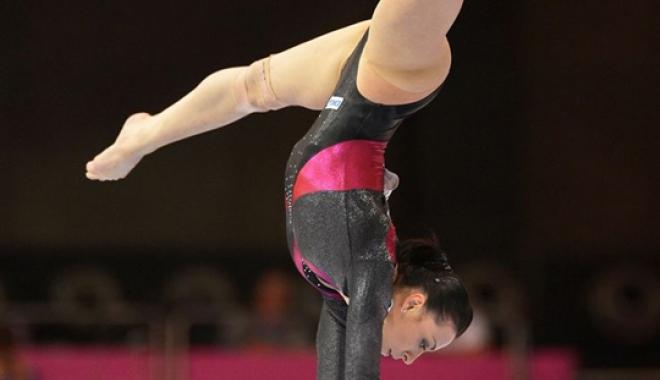 Foto: Campionatul European de Gimnastică,  de la Cluj, pregătit în cele mai mici detalii