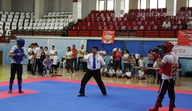 Foto: Campionatul Judeţean de Arte Marţiale de Contact