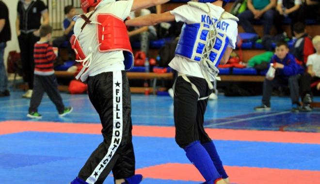 Foto: Campionatul Naţional de Kung Fu, în week-end, la Constanţa