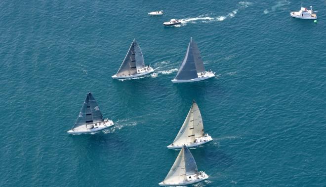Foto: Campionatul Naţional de Yachting Offshore porneşte de la Eforie