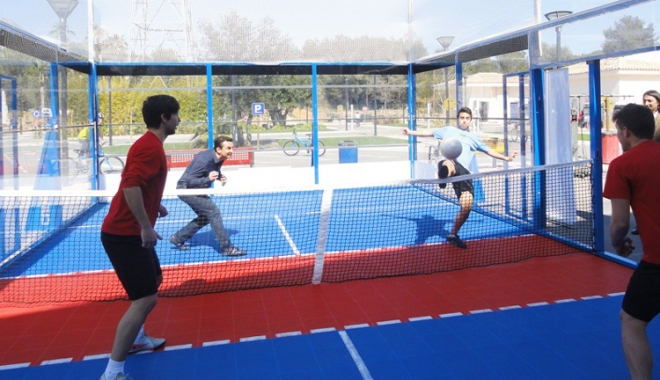 Foto: Campionatul European de padbol debutează la Constanţa