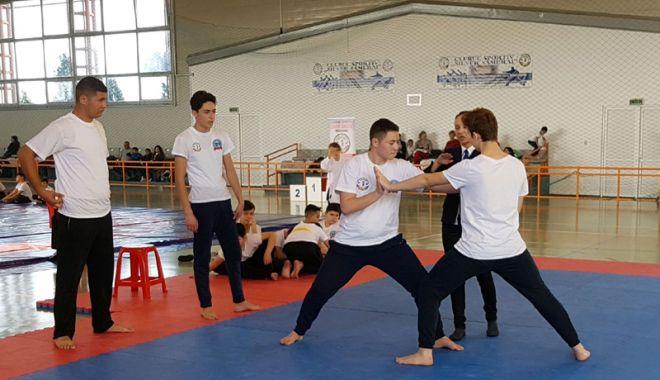 Foto: Campionatul Naţional de Kung-Fu, încheiat cu succes la Medgidia